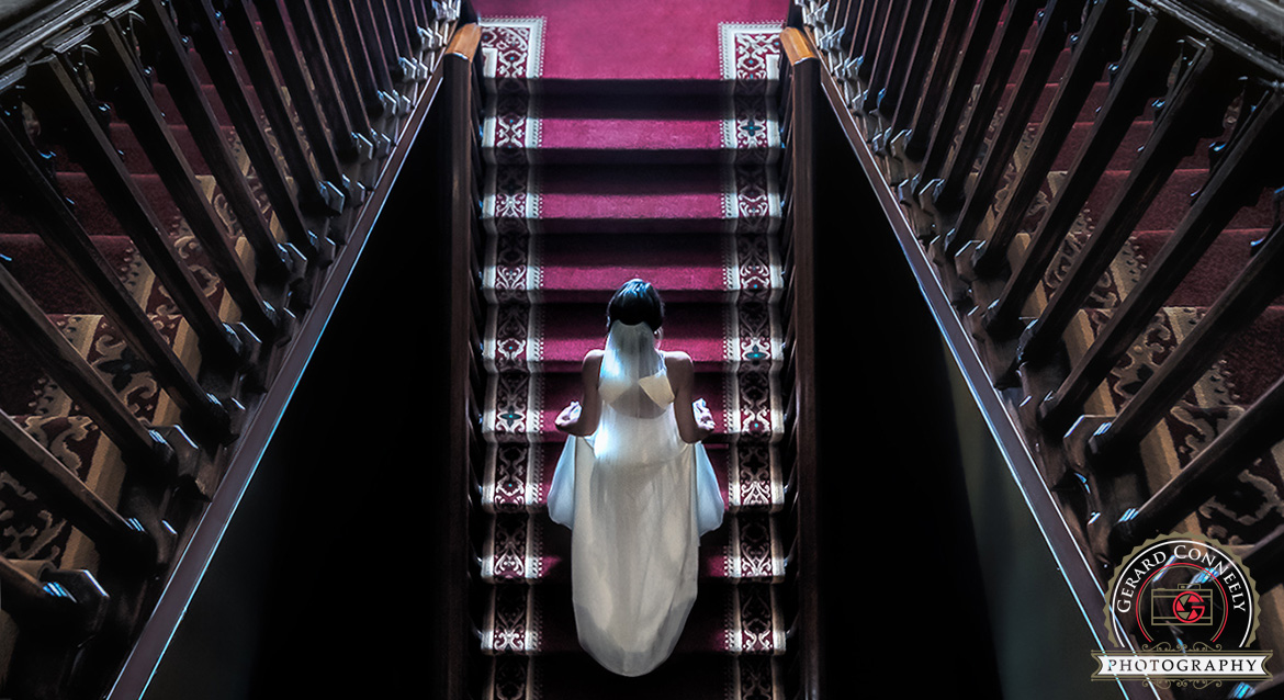 wedding photographer dromoland castle gerard conneely photography