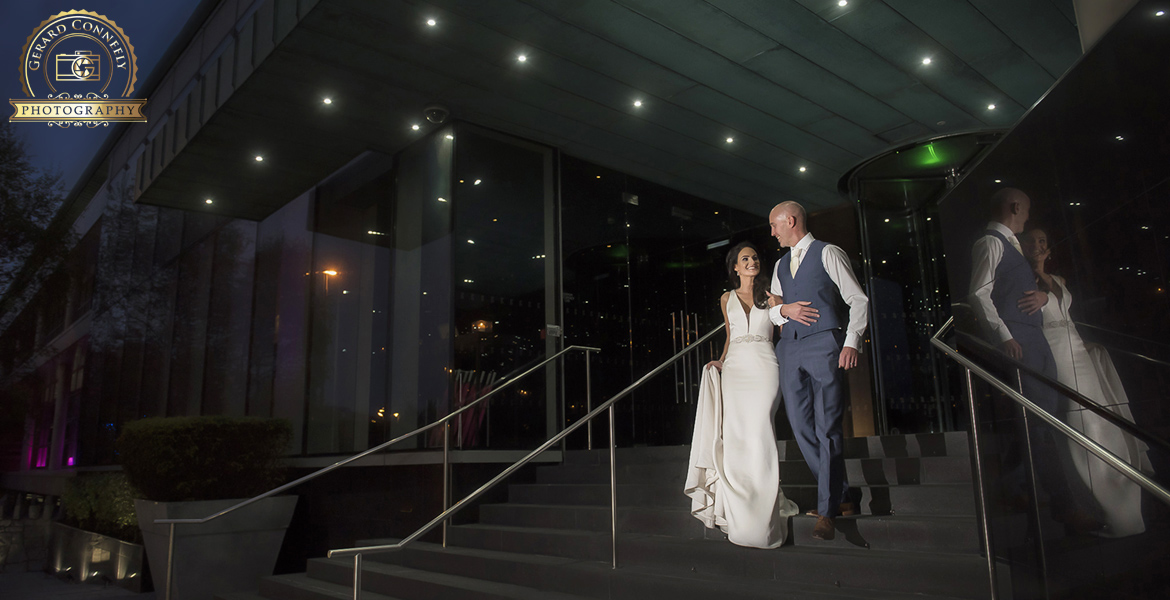 Galway Wedding Photographer At The G Hotel