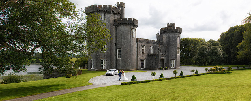 Galway Wedding Photography lough cutra castle galway