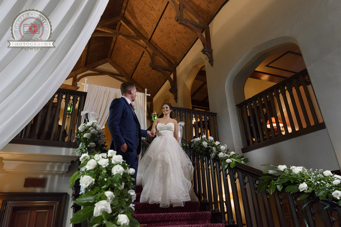 dromoland castle wedding day photography by gerard conneely photography