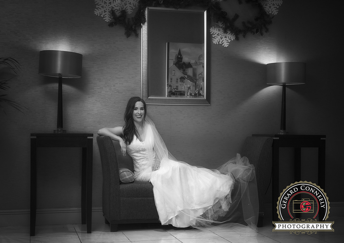 wedding galway bride gerard conneely photography photo