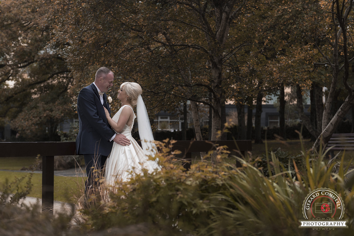 wedding photography salthill park galway