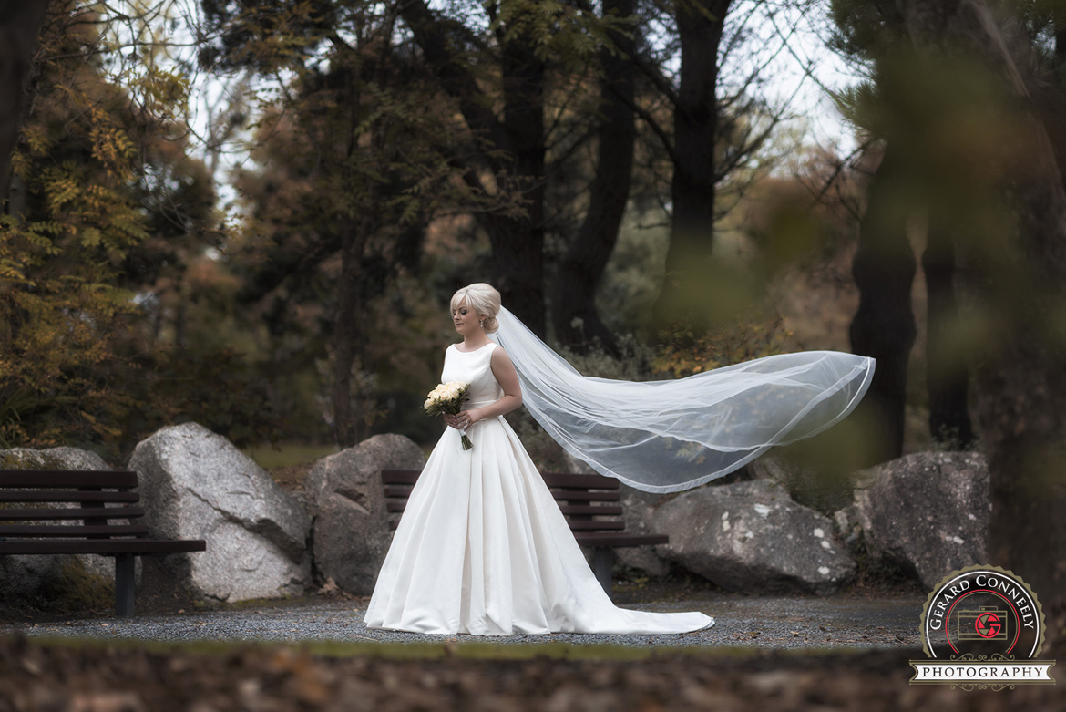 bride dress wedding photography salthill hotel