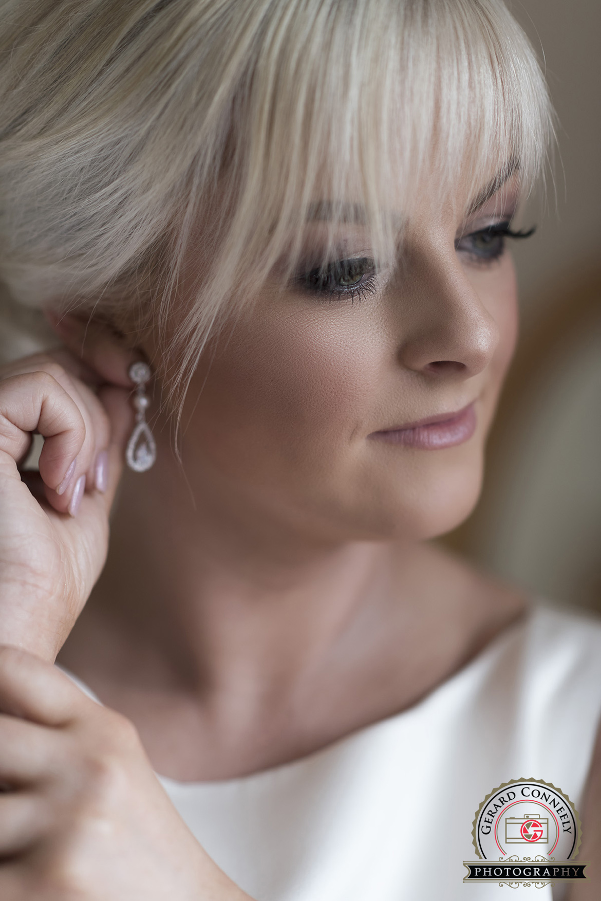 bride hair and make up galway