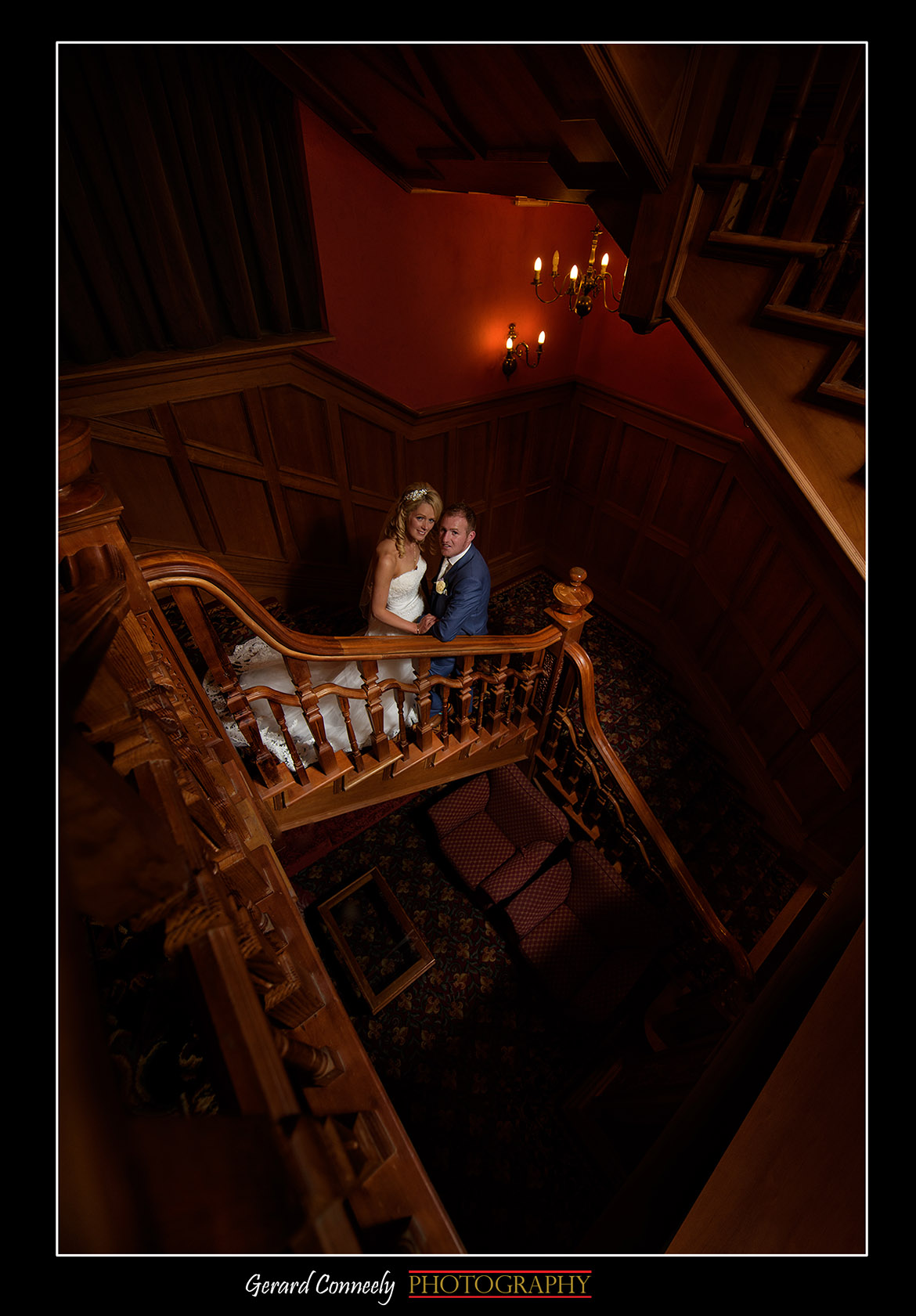 Wedding at Lady Gregory Hotel Gort by gerard conneely photography photo