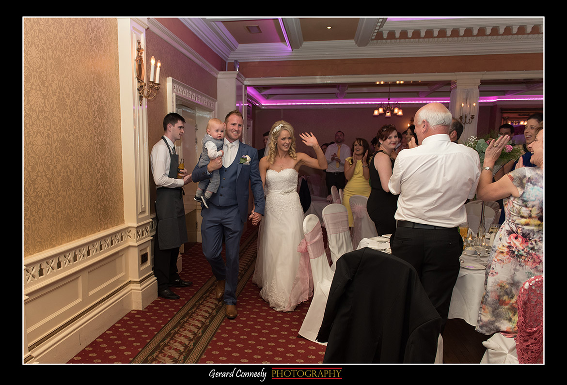 Weddings at the Lady Gregory Hotel in Gort Galway