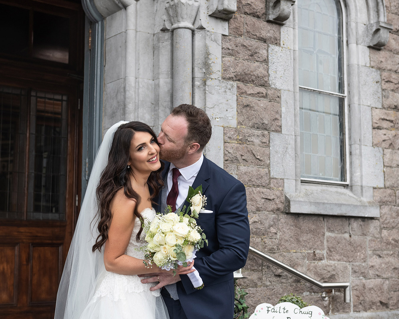 Married at the Claddagh church in Galway, planning your stress free day and taking photos at the Claddagh in Galway