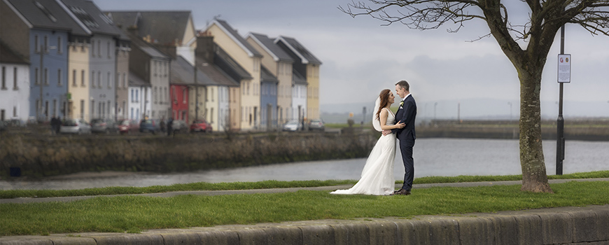 claddagh quay street wedding photography galway