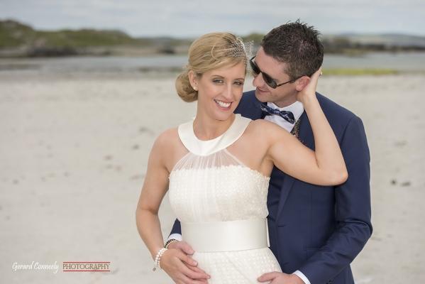 Inishbofin wedding hairstyles