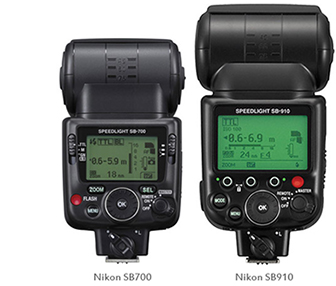 Nikon Speedlites - flash units for beginners learning photography