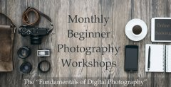monthly beginners photography workshop course galway