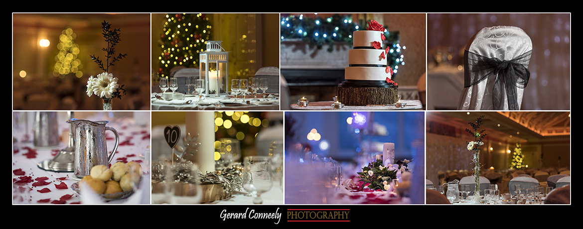 wedding banquet table ideas - gerard conneely photography photo