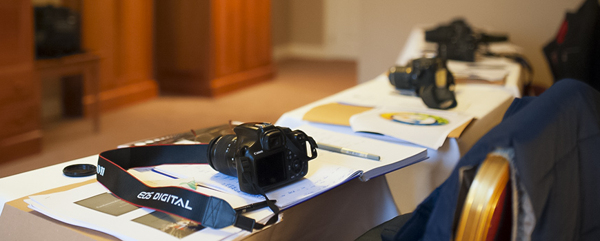 Learn Digital Photography with your DSLR camera