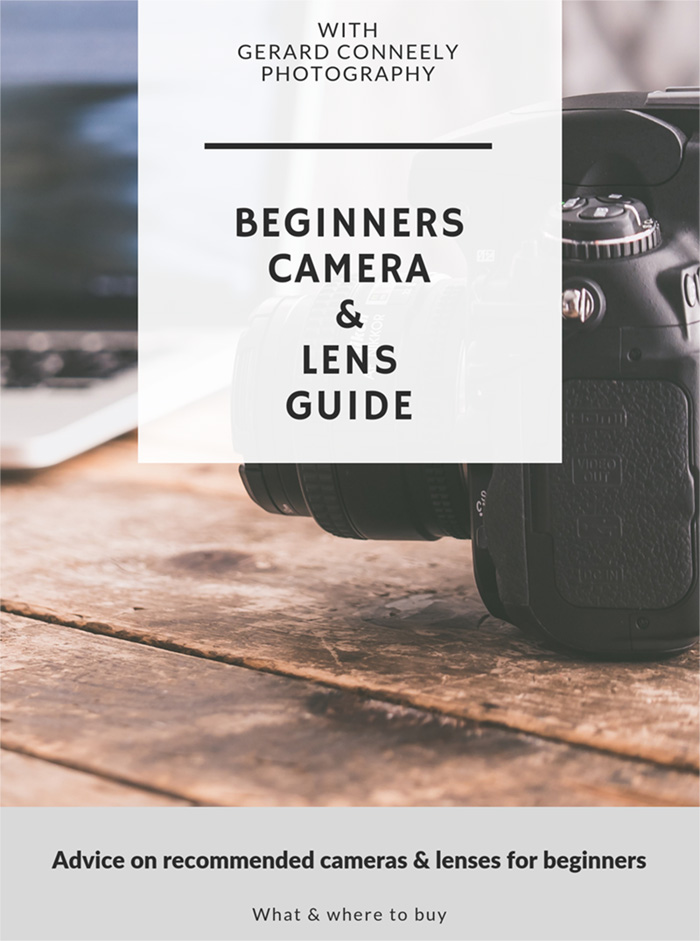 beginners camera and lens guide to buying your first DSLR or mirrorless camera in ireland