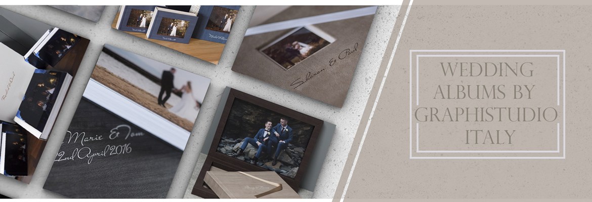 GraphiStudio Wedding Albums by Gerard Conneely Photography Photo
