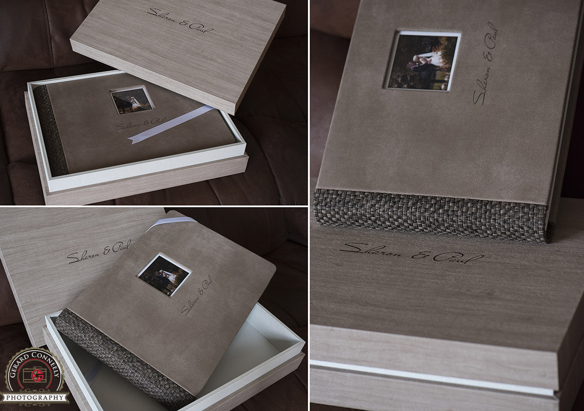 wedding album packages galway gerard conneely photography photo