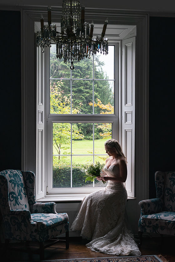 Wedding photography at Slevoir House in Tipperary