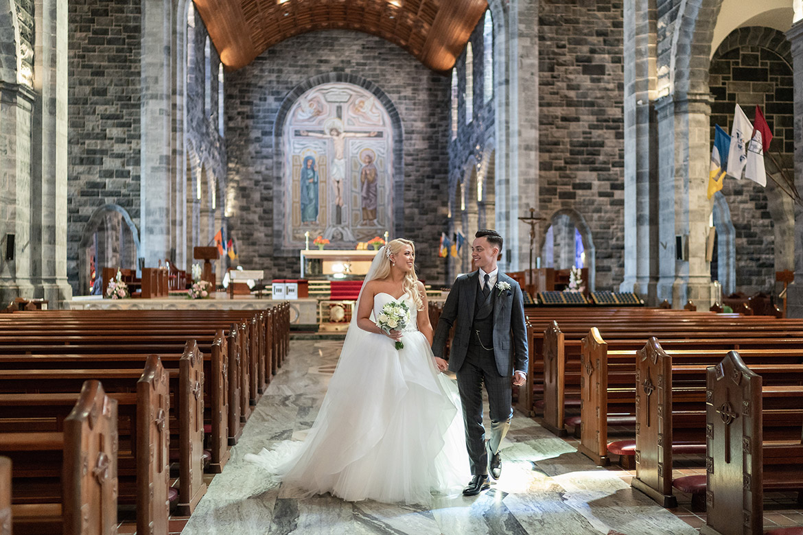 Married at Galway Cathedral, a wedding photography planning and tips guide